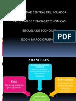 Aranceles y nomenclatura arancelaria [Reparado].pptx