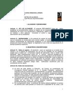 01 Reglamento de Registro e Incripciones