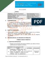 SILABOS INFORMÁTICA SECRETARIAL II.docx
