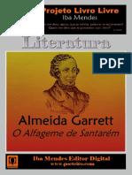 O Alfageme de Santarém - Almeida Garrett
