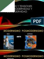 Cambios y Tensiones Entre Modernidad y Posmodernidad