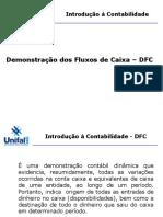 Aula- Introdução a Contabilidade- DFC