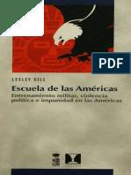 Escuela de las Américas