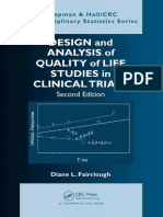 Diane L. Fairclough - Design and Analysis of Quali