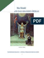 Mistérios das Grandes Óperas