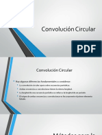 Convolución Circular