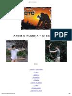 Arco e Flecha - o Esporte