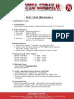 Peraturan Lomba Gerak Jalan Beregu HUT RI ke-70.pdf