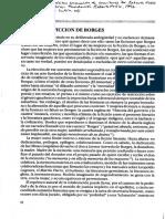Panesi Mujeres La Ficción de Borges