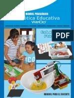 4_Robótica Educativa y Las Áreas Curriculares