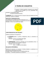 INTRODUÇÃO À TEORIA DE CONJUNTOS e DIAGRAMAS LÓGICOS 2013.pdf