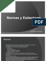 Normas y Estandares
