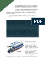 El sistema de impresión flexográfico es directo