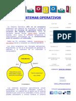 Sistemas Operativos y Tipos de Sistemas Operativos