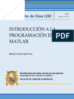 Apuntes de Clase OBG (N)- Matlab