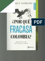 Por Que Fracasa Colombia 12345