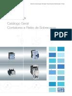 WEG-contatores-e-reles-de-sobrecarga-catalogo-geral