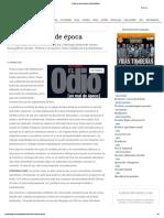 El Odio_ Un Mal de Época _ Revista Noticias