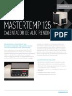 MASTERTEMP 125
