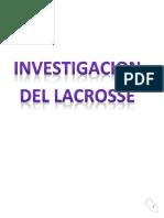 Investigacion Del Lacrosse
