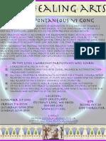 ECETI Healing Arts - Spontaneous Yi Gong/Qigong workshop NOV 5-7 2010