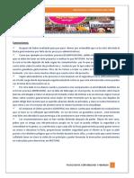 Conclusiones sobre el liderazgo en Mistura
