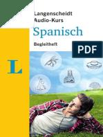 Langenscheidt Audio-Kurs Spanisch A1-A2