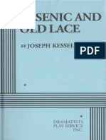 Joseph Kesselring - Arsenic and Old Lace