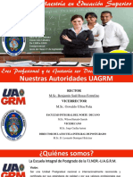 UAGRM Educacion Superior