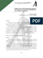 DESARROLLO HISTÓRICO Y EVOLUTIVO DEL BAILE FLAMENCO