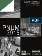 PNUM 2015 5 Sandra Brito Marta Labastida Marta Oliveira.