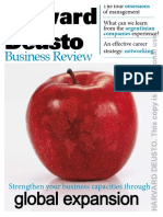 The Four Obsessions of Management. Alejandro Ruelas-Gossi. Harvard Deusto Business Review. Feb, 2013.
