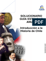 introduccion a la historia de Chile