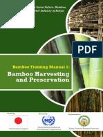Bamboo Finishing Manual
