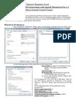 PS_1.3 -Tutorial (BL) - Orthophoto, DEM (without GCPs).pdf
