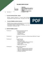 Silabus Dp IV Teknika Lengkap - Copy