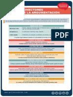 b1-f17 Conectores Argumentacion