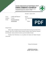 Surat Permohonan permintaan Alkes Pustu Baampah.docx