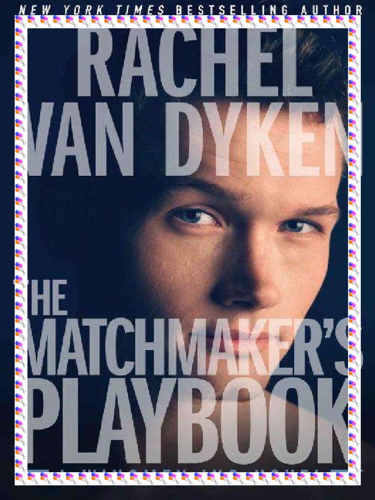 VandykenPelo Matchmaker´s The The Mano Matchmaker´s PlaybookRachel PlaybookRachel ikOPZuTX