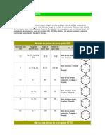 Pesos de Tuberia Acero Al Carbono A53MP
