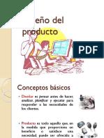 Diseño Proceso del producto