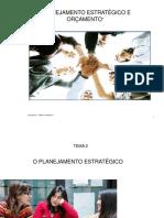 Planejamento Estratégico Em Empresa Rural