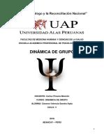 Dinamicas de Grupo