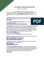 Project-based-Weblinks.docx