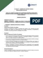 Fomix Distrito Federal Demanda Especifica 2018-03