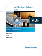PDS Interactive Section Tables IST