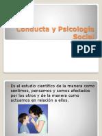 Conducta y Psicología Social (1)