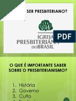 presbiterianismo
