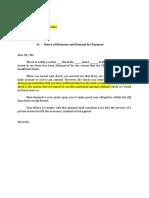 Notice of Dishonor.docx