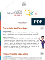 Modulo II - Curso 2 - Unidad 3 - Procedimientos Parlamentarios -  copia.pdf